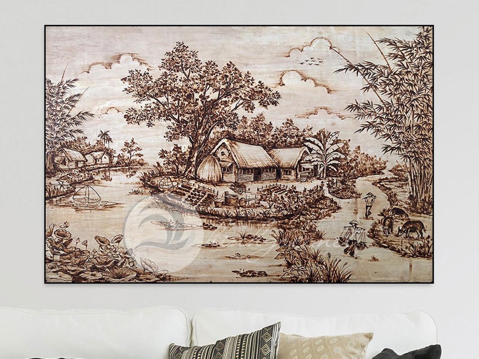 Tranh Trang Trí - Vol80 (QART-01-105)