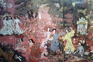 7 bức tranh là ''bảo vật quốc gia'' Việt Nam.