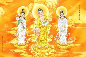 Tranh Phật Giáo - Nét nghệ thuật mang ý nghĩa tâm linh của người Việt.