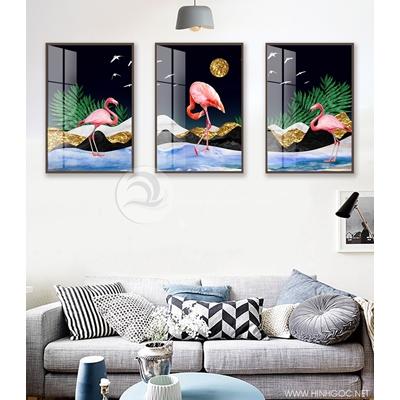 Hồng hạc bên suối - 888-104