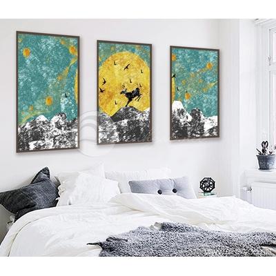 Hươu và trăng - 888-105