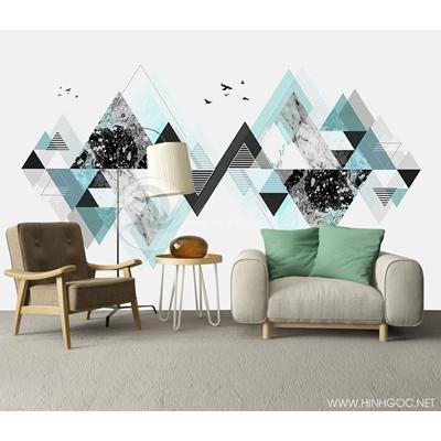 Mẫu họa tiết tam giác - CS180