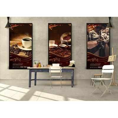 Bộ ba cafe trang trí - DES-13