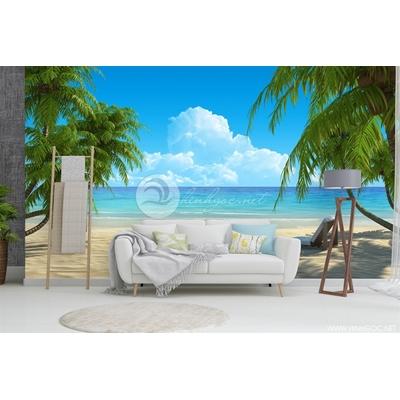 Phong cảnh bãi biển - DT23