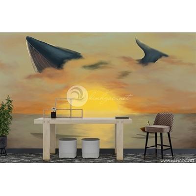 Cá voi mặt trời - DT42