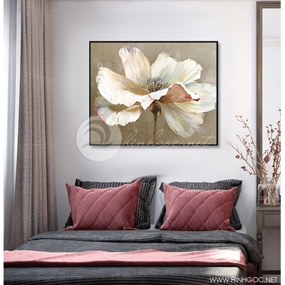 Bức tranh hoa - KC224