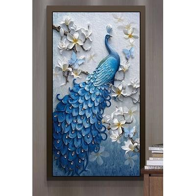 Chim công hoa mộc lan - MD01