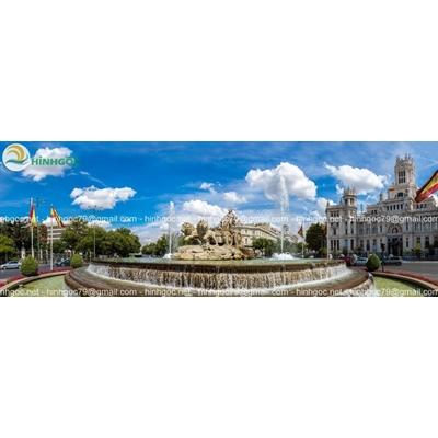 Phong cảnh thành phố PMP-01(107)