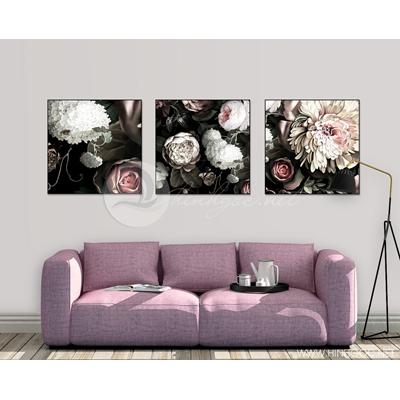 Vườn hoa - STTV-03