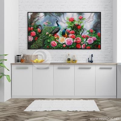 Công và hoa - STTV-10