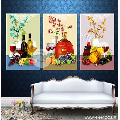 Rượu và hoa quả - STTV-36