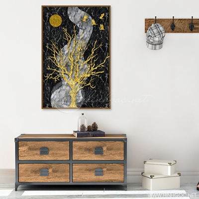 Cây và trăng - STTV2-067