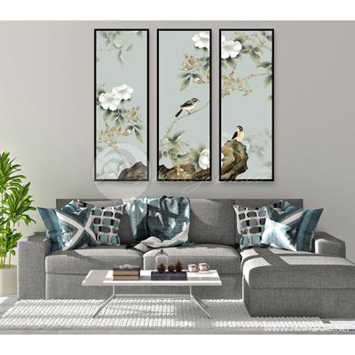 Hoa và chim - STTV2 -078