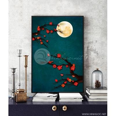 Hoa đào và trăng - STTV2-084