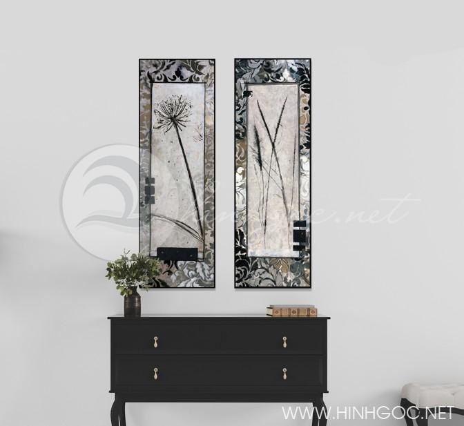 Hoa cỏ đen trắng - STTV3-04