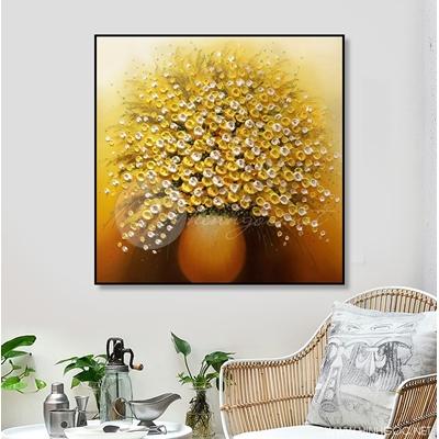 Hoa vàng trắng - STTV3-33