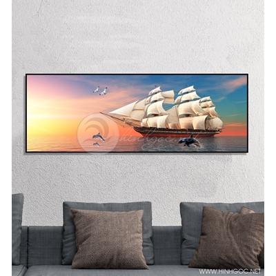 Thuyền và biển - STTV3-38