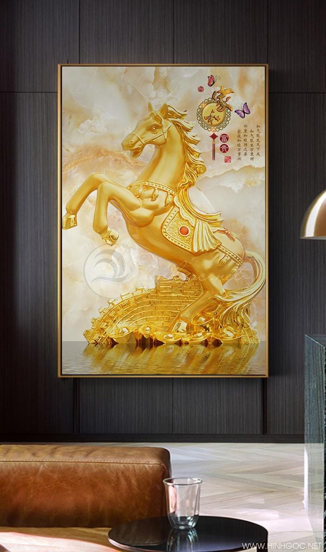 Ngựa vàng - STTV3-39