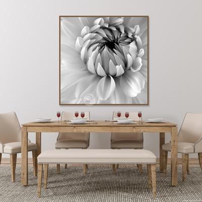 Hoa cúc trắng - STTV3-43