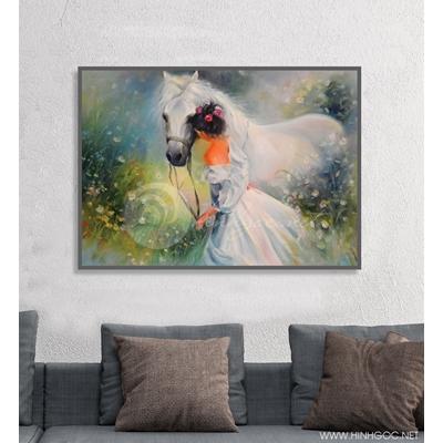 Cô gái và ngựa - STTV3-86