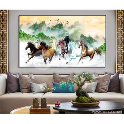 Ngựa và cò - STTV4-112