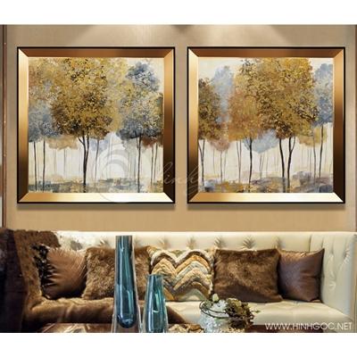 Rừng cây gỗ - STTV4-41