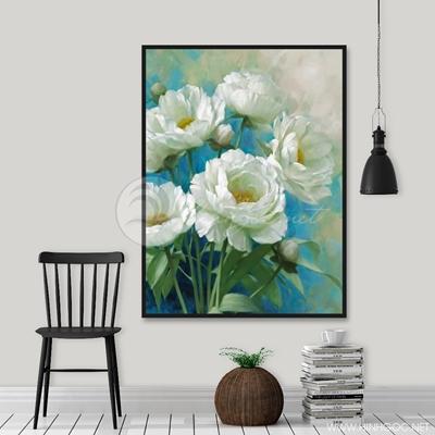 Cành hoa trắng - STTV4-62