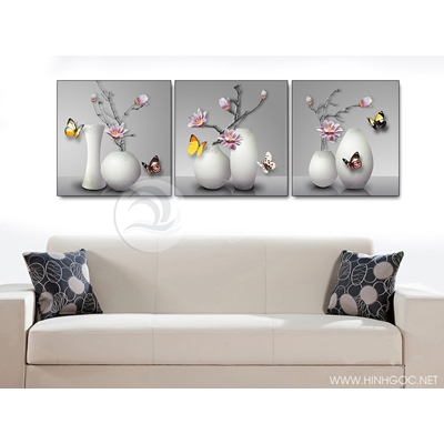 Bình hoa và bướm - STTV4-99