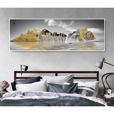 Phong cảnh núi vàng - STTV5-05