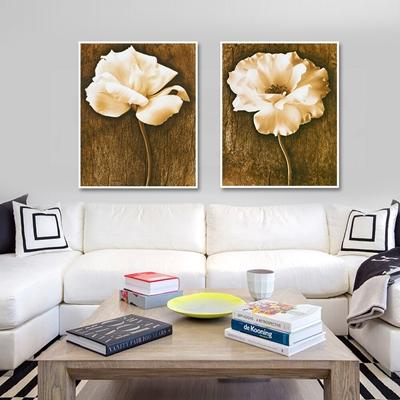 Bộ hai hoa trang trí cổ điển - STTV5-97