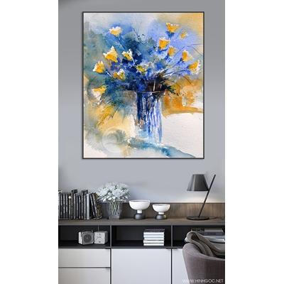Bình hoa màu - STTV7-84