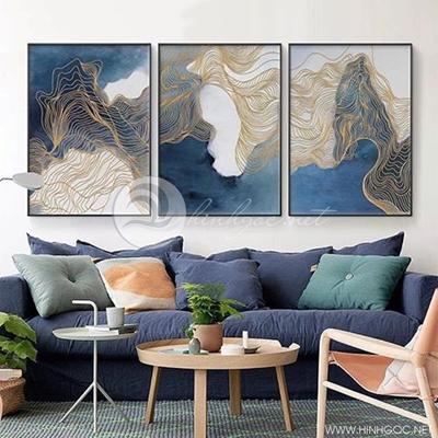 Phong cảnh trừu tượng nghệ thuật gió -TBAV12-33