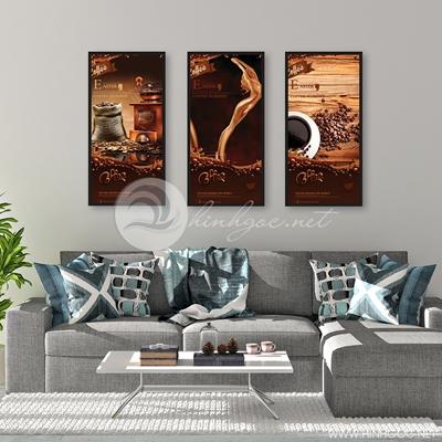 trang trí quán coffee - TBAV12-50