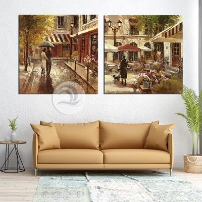 Tình yêu sơn dầu nghệ thuật  - TBAV12-52