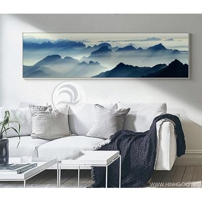 Phong cảnh mây và núi - TBAV12-61