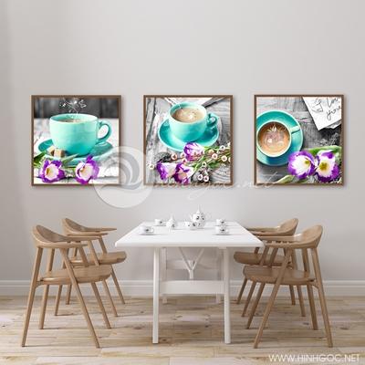 trang trí quán ăn, quán café - TBAV12-78