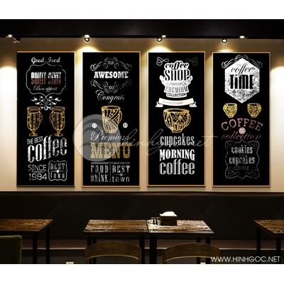 trang trí quán ăn, quán coffee - TBAV12-86