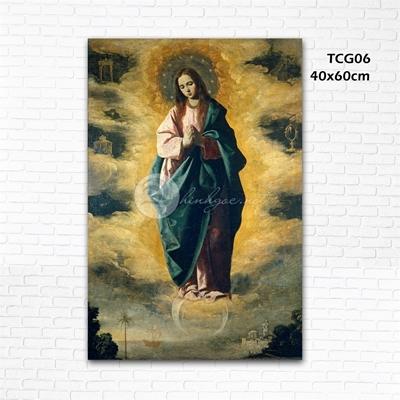 Đức mẹ trên cao - TCG06