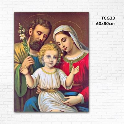 Chúa và hoa trắng - TCG33