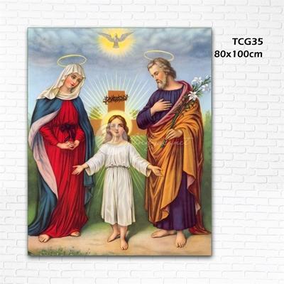 Chúa và bồ câu - TCG35