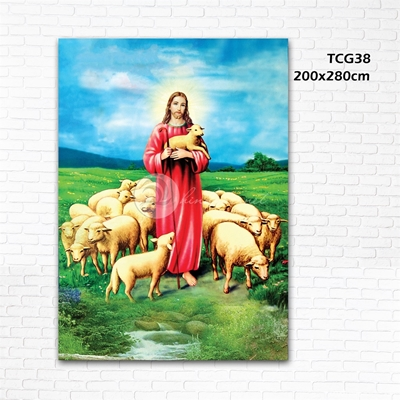 Đức cha và đàn cừu - TCG38