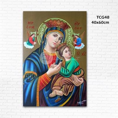 Đức mẹ và chúa - TCG48