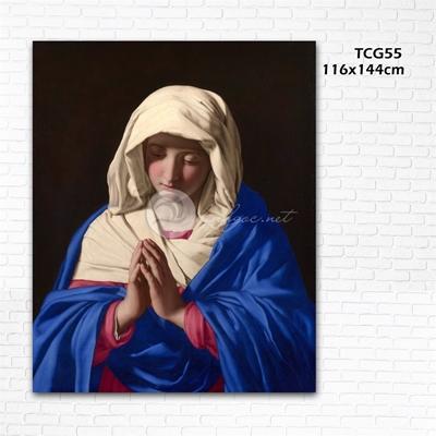 Đức mẹ áo xanh - TCG56