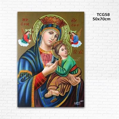 Chúa và thiên thần - TCG58