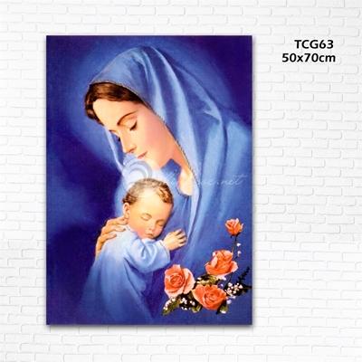 Đức mẹ ôm chúa - TCG63