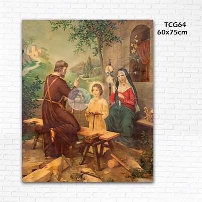 Chúa và xưởng gỗ - TCG64