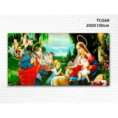 Gia đình chúa và cừu - TCG68