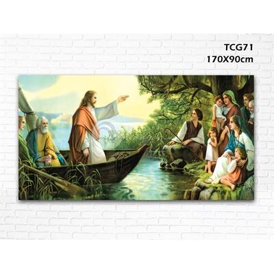 Đức cha và ngư dân - TCG71