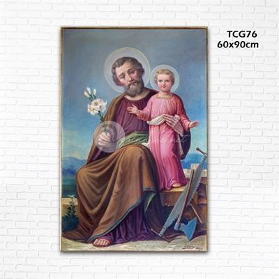 Đức cha cầm hoa - TCG76