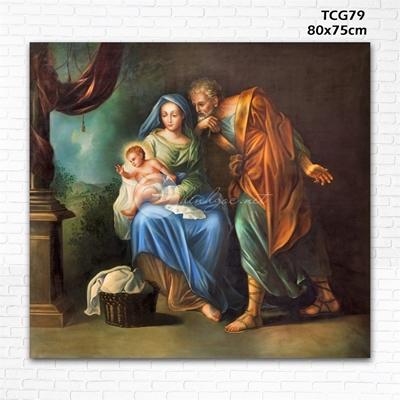 Chúa và vầng sáng - TCG79
